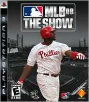 MLB 08: The Show PS3