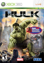 Incredible Hulk Xbox 360