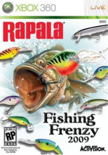 Rapala Fishing Frenzy 2009 Xbox 360