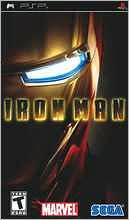 Iron Man for PSP last updated Jan 06, 2012