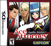 Ace Attorney: Apollo Justice DS