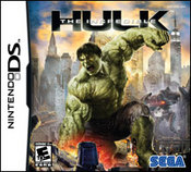 Incredible Hulk DS