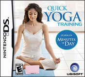 Quick Yoga Training DS