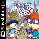 Rugrats in Paris: The Game PSX