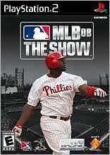 MLB 08: The Show PS2