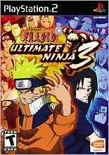 Naruto: Ultimate Ninja 3 for PlayStation 2 last updated Jul 21, 2013