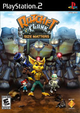 Ratchet & Clank: Size Matters PS2