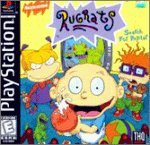 Rugrats: Search For Reptar PSX
