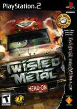 Twisted Metal: Head On Extra Twisted Edition PS2