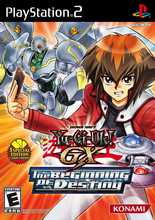 Yu-Gi-Oh! GX Beginning of Destiny PS2
