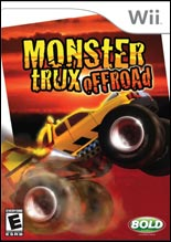Monster Trux Offroad Wii