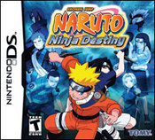 Naruto: Ninja Destiny for Nintendo DS last updated Aug 28, 2008