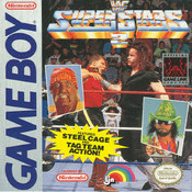 WWF Superstars 2 Game Boy