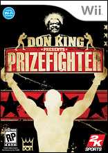 Don King Presents: Prizefighter Wii