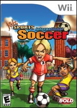 Kidz Sports International Soccer Wii
