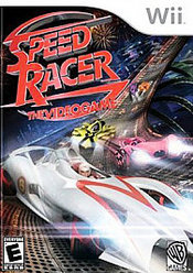 Speed Racer: The Videogame Wii