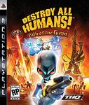 Destroy All Humans! Path of the Furon for PlayStation 3 last updated Feb 17, 2010