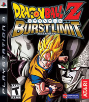 Dragon Ball Z: Burst Limit PS3