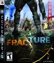 Fracture for PlayStation 3 last updated Jul 22, 2009
