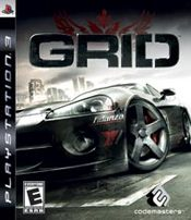 GRID for PlayStation 3 last updated Jun 15, 2009