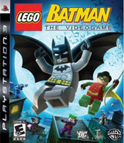 LEGO Batman for PlayStation 3 last updated Jan 06, 2009