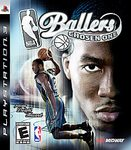 NBA Ballers: Chosen One for PlayStation 3 last updated Jul 22, 2013