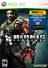 Bionic Commando for Xbox 360 last updated May 13, 2009