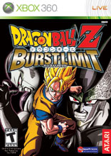 Dragon Ball Z: Burst Limit for Xbox 360 last updated Mar 08, 2010