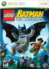 LEGO Batman for Xbox 360 last updated Apr 09, 2013