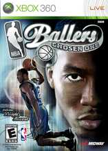 NBA Ballers: Chosen One for Xbox 360 last updated Jul 10, 2010