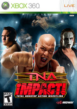TNA Impact! for Xbox 360 last updated Jan 03, 2009