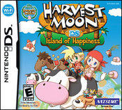 Harvest Moon: Island of Happiness DS