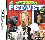 Paws & Claws: Pet Vet Healing Hands DS