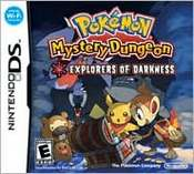 Pokemon Mystery Dungeon: Explorers of Darkness DS