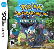 Pokemon Mystery Dungeon: Explorers of Time for Nintendo DS last updated Jun 16, 2012