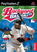 Backyard Baseball '09 PS2