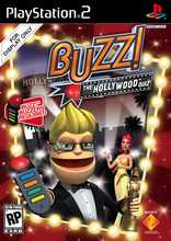 Buzz! The Hollywood Quiz PS2