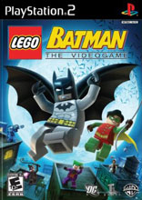 LEGO Batman for PlayStation 2 last updated Jul 02, 2013
