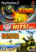 Pop Cap Hits! Vol. 2  PS2