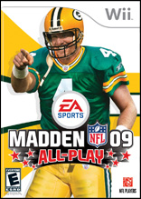 Madden NFL 09 All-Play for Wii last updated Aug 27, 2011