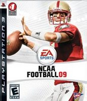 NCAA Football 09 PS3