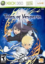Tales of Vesperia for Xbox 360 last updated Jan 21, 2009