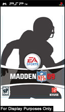 Madden NFL 09 for PSP last updated May 17, 2009