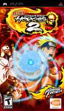 Naruto: Ultimate Ninja Heroes 2: The Phantom Fortress PSP