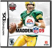 Madden NFL 09 for Nintendo DS last updated Nov 02, 2008
