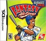 Major League Baseball 2K8 Fantasy All-Stars DS