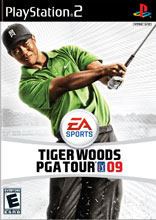 Tiger Woods PGA Tour 09 for PlayStation 2 last updated Sep 02, 2008