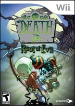 Death Jr.: Root of Evil Wii