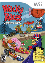 Wacky Races: Crash & Dash Wii