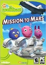 Backyardigans: Mission to Mars PC